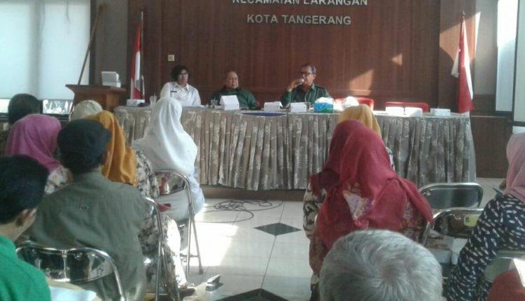 Dinkes Kota Tangerang Program