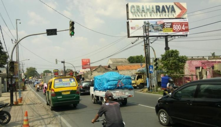 arus lalu lintas Tangerang