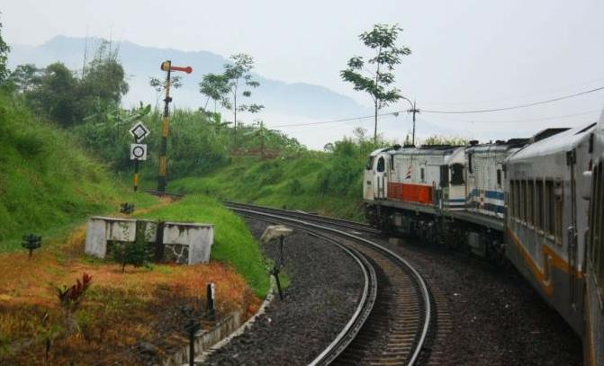 jalur kereta api bekasi