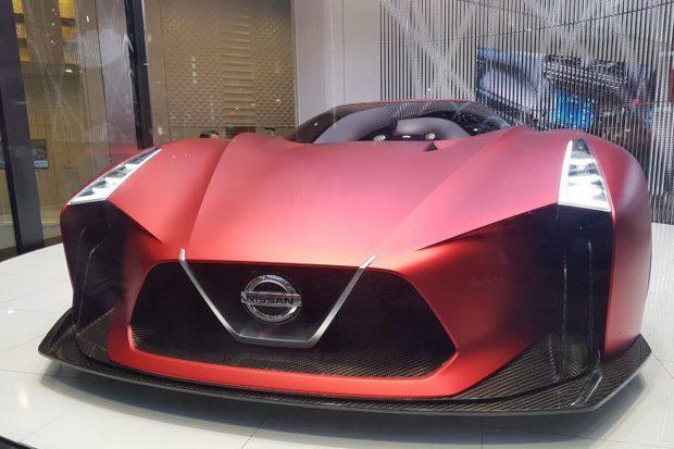 mobil sport NissanGT-R