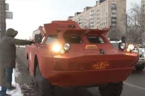layanan taksi tank APC