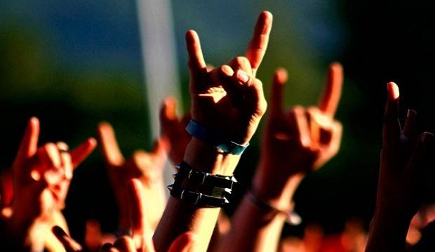 musik metal penggemar
