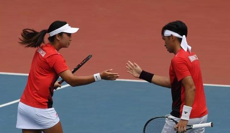 pasangan tenis asian games 2018