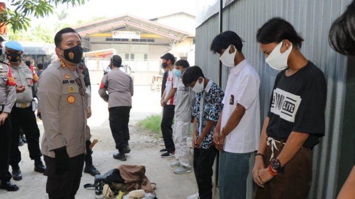 Kapolresta Tangerang Kombes Pol Ade Ary Syam Indradi Akan Bertolak Ke Gedung Dpr Ri
