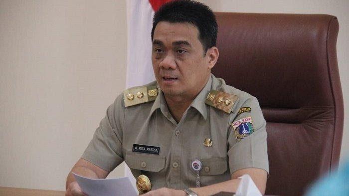 Wakil Gubernur Dki Ahmad Reza Patria1299