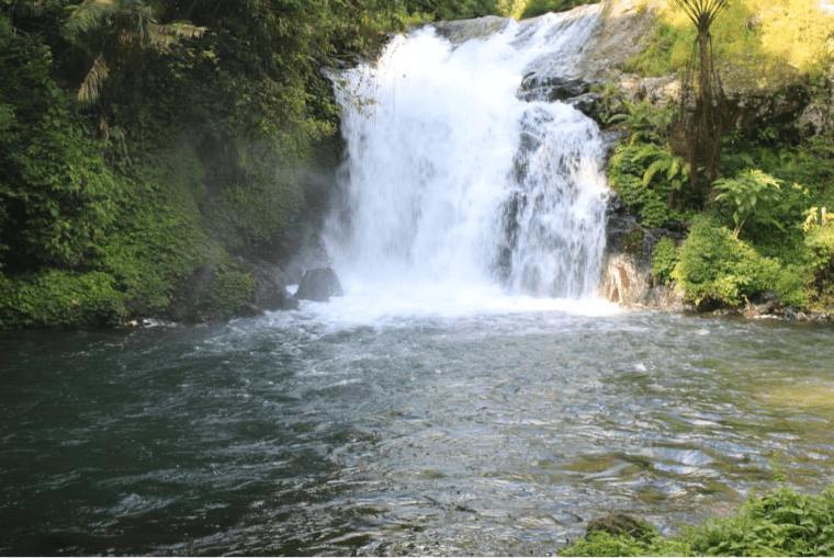 Lokasi Air Terjun Canging