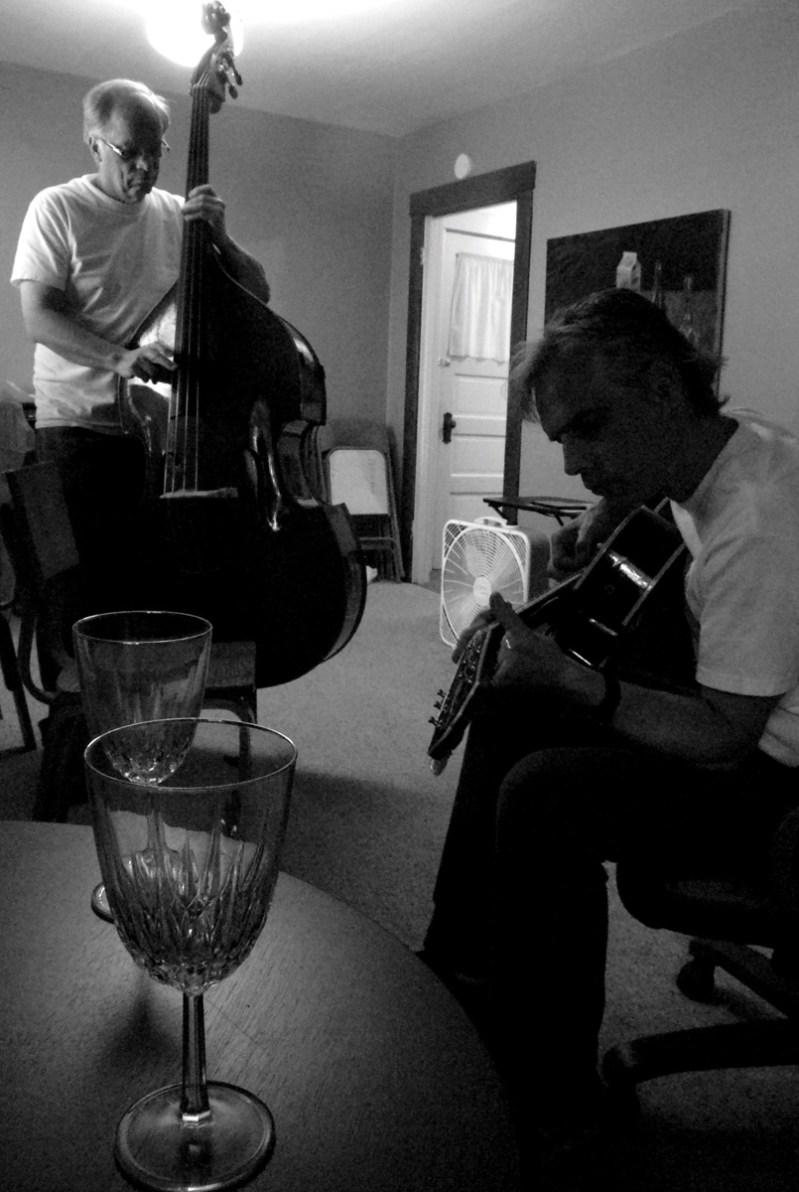 Deniz Tek and Bob Brown, Billings Montana