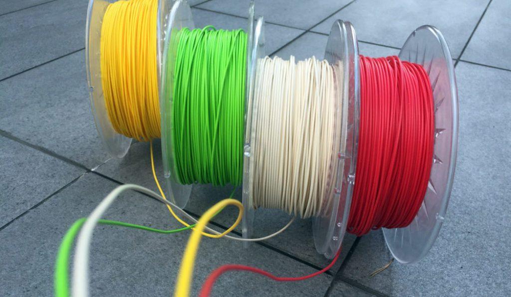 3D-printer Filaments