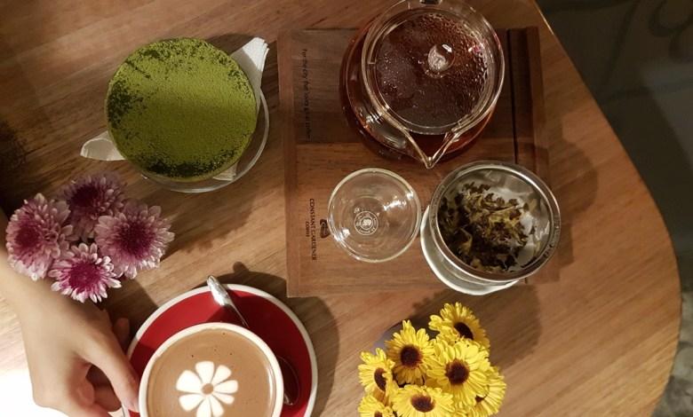 Constant Gardener Coffee Penang