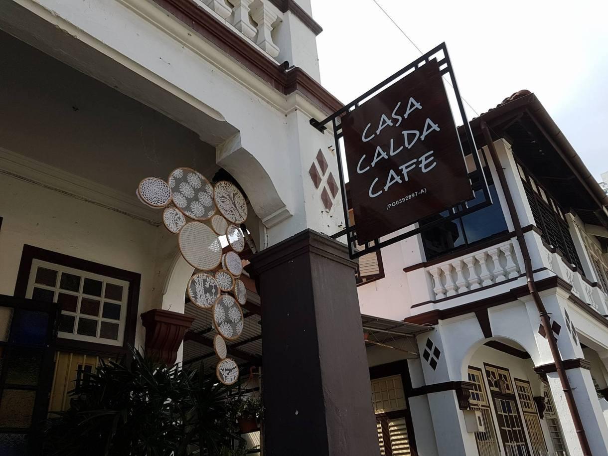 Casa Cada Cafe Penang