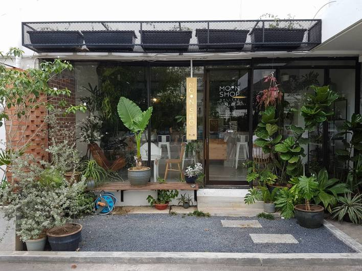 Lunabar Coffee Moon Shop Penang Bowl