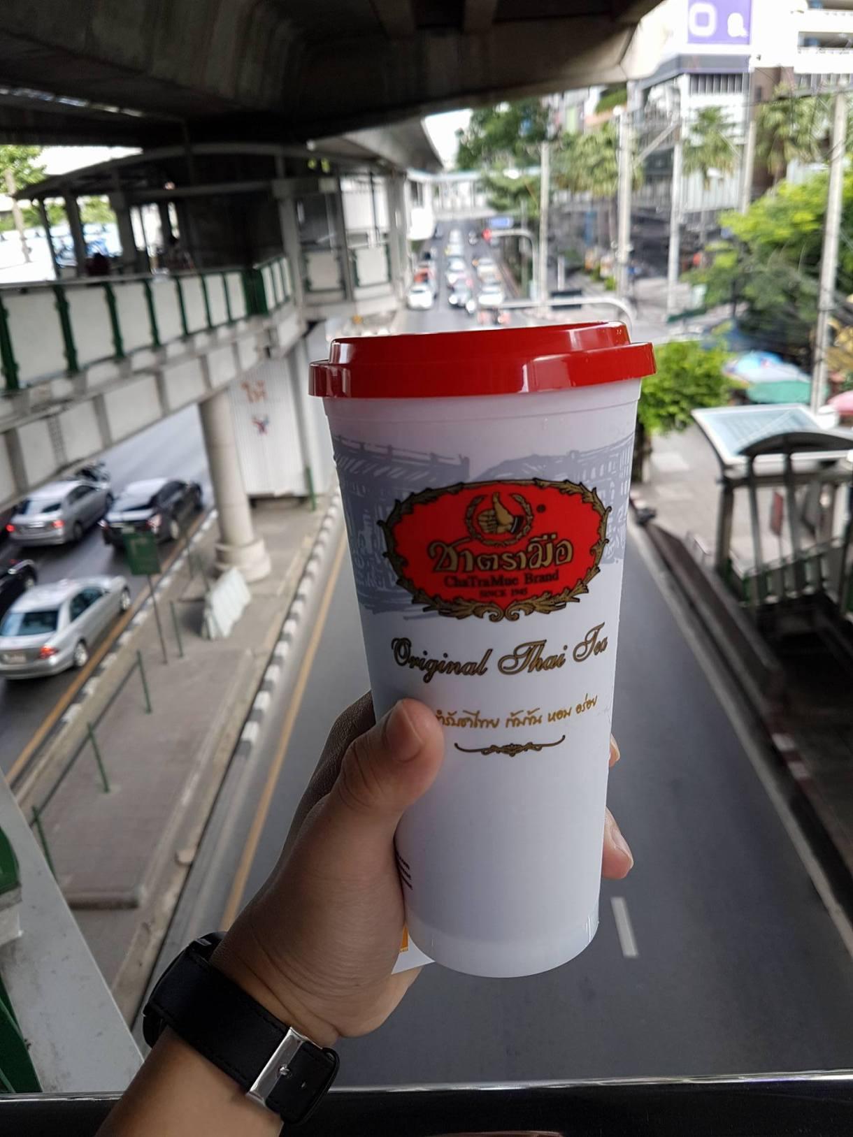 Thai Milk Tea Bangkok