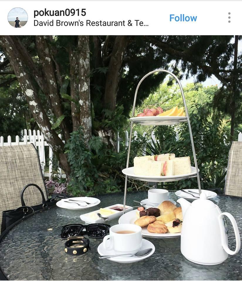 David Brown High Tea
