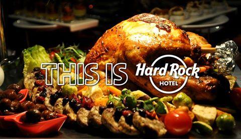 Hardrock Hotel Penang Buffet