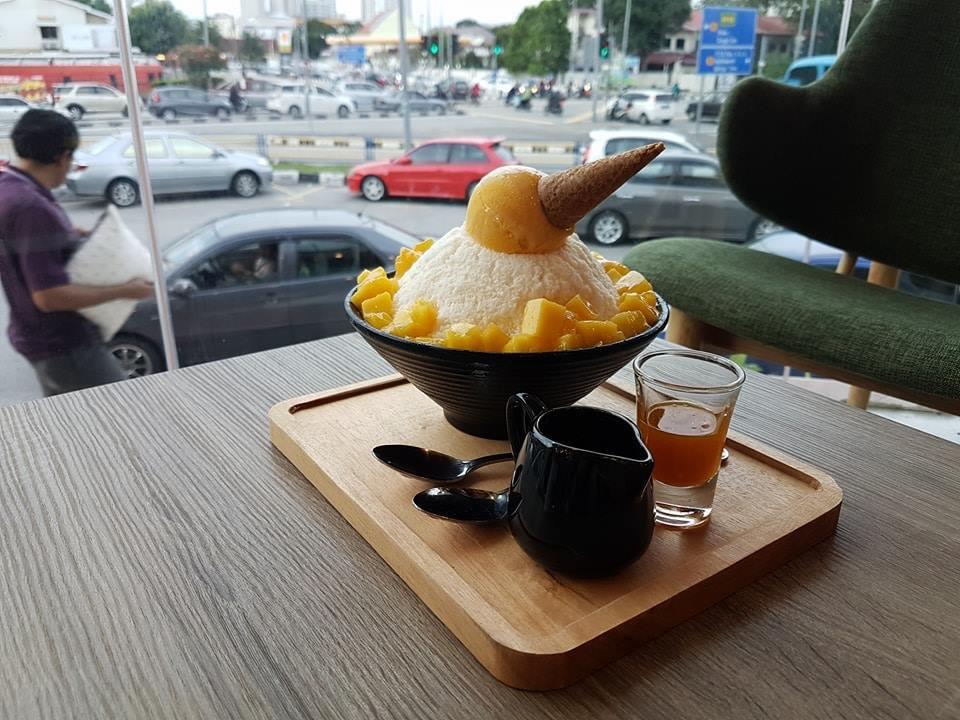 gusttimo mango bingsu