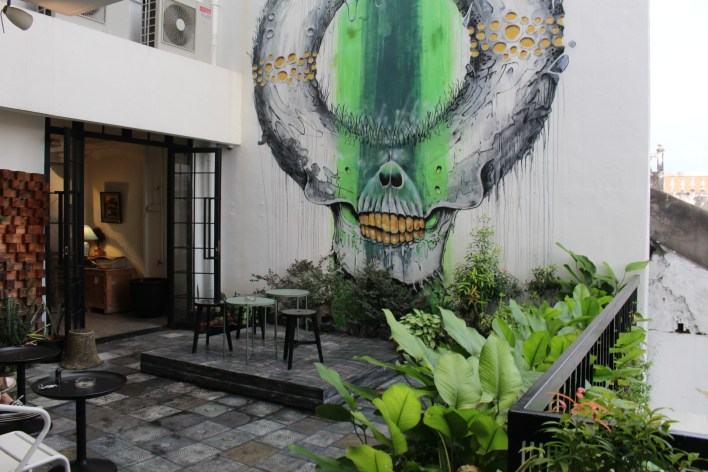 Instagrammable cafe in Penang