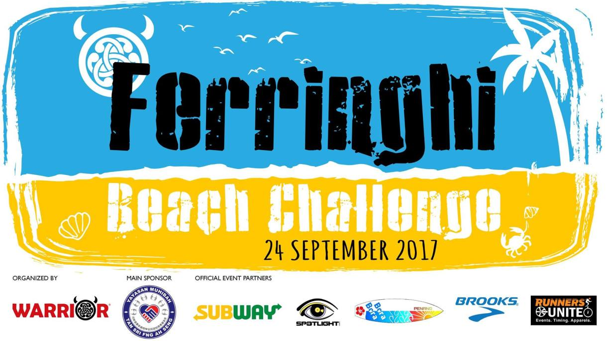 Ferringhi Beach Challenge