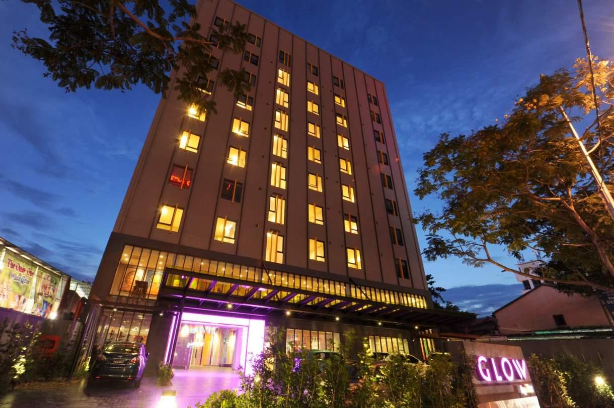 hotel glow penang