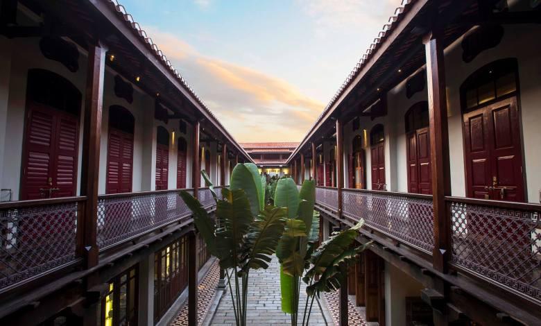 hotels in georgetown penang