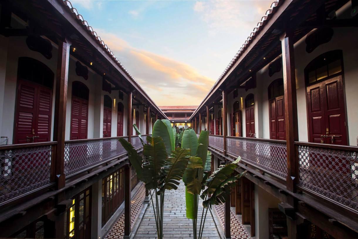 seven terraces hotel