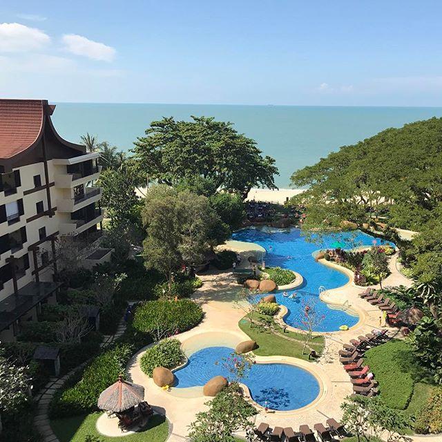 penang beach hotel