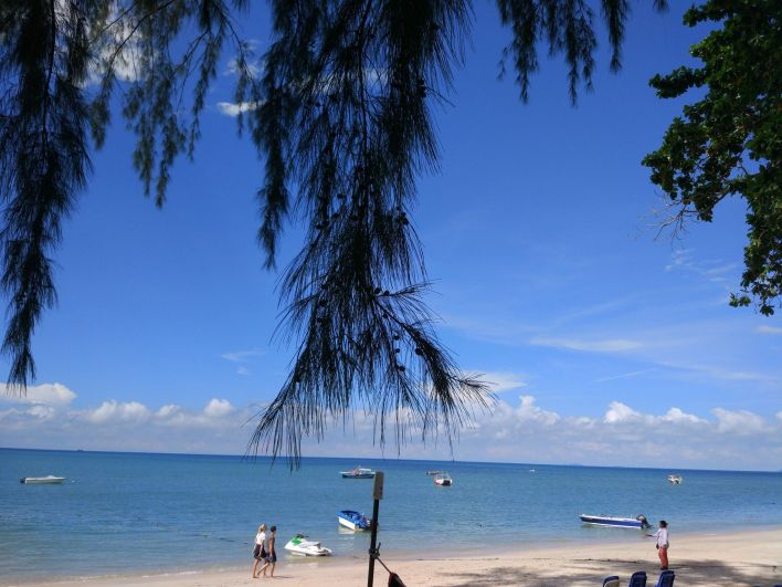 penang beach