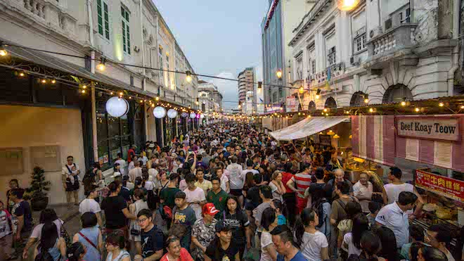 Penang International Food Festival 2018 | PIFF