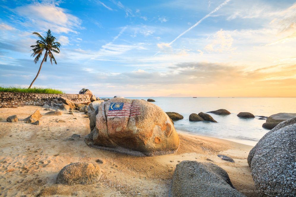 places to chill in penang