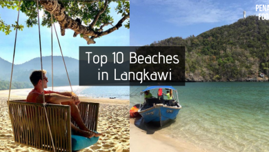 best beaches in Langkawi