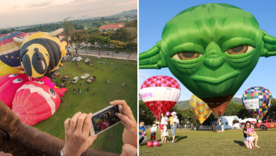 Penang Hot Air Balloon 2019