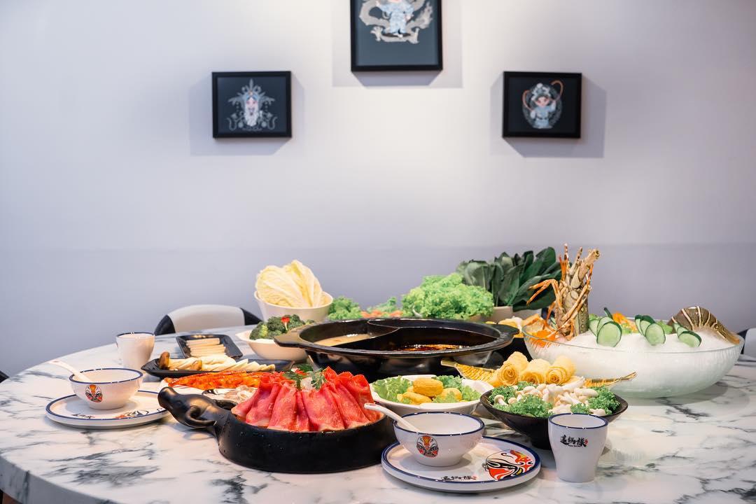 Zhui Guo Zu Hot Pot restaurant