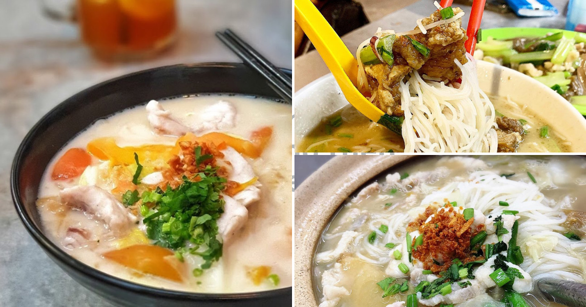 10 Best Fish Noodles Soup That Will Hit The Spot Penang Foodie