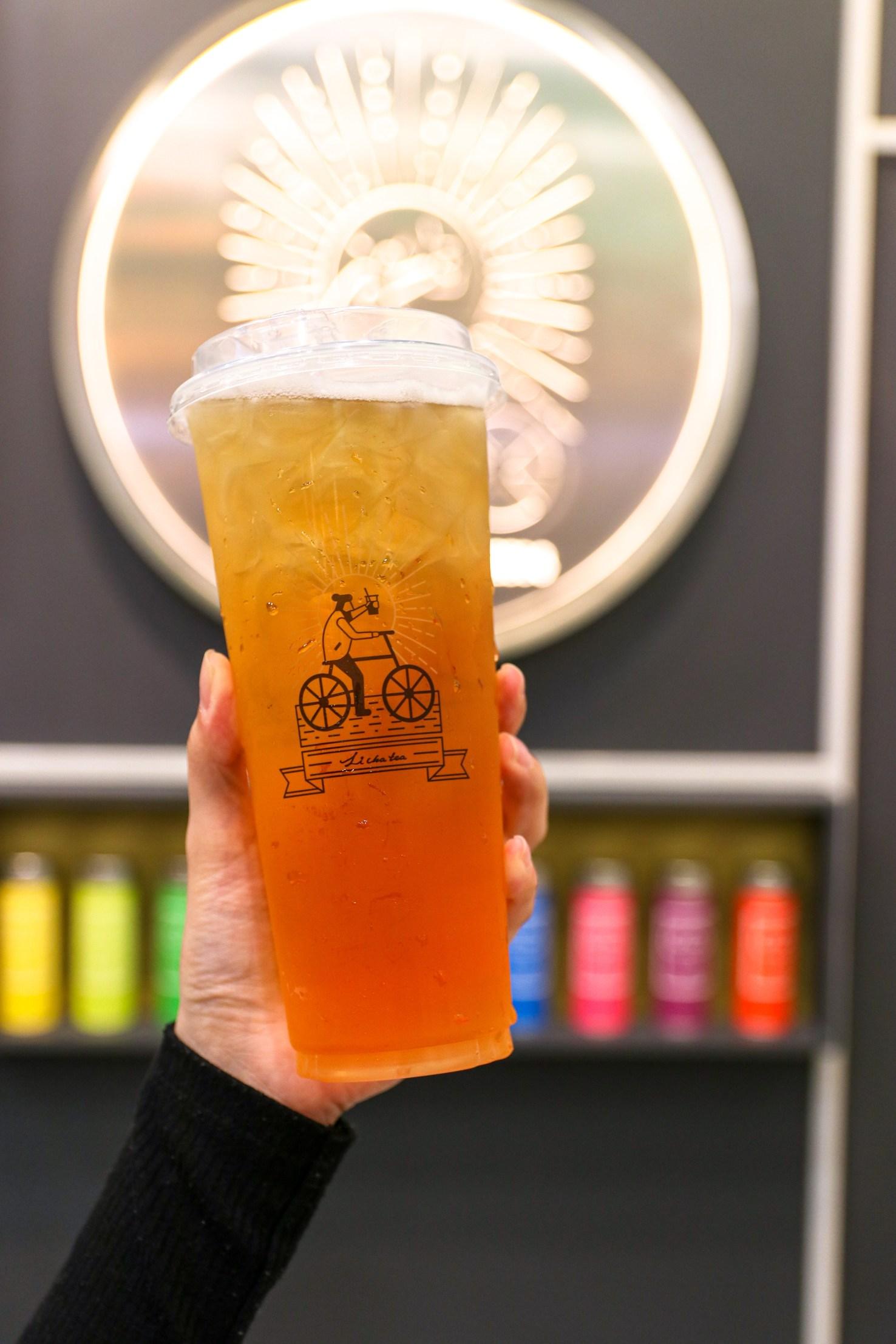 Li Cha Tea Queensbay Mall Penang