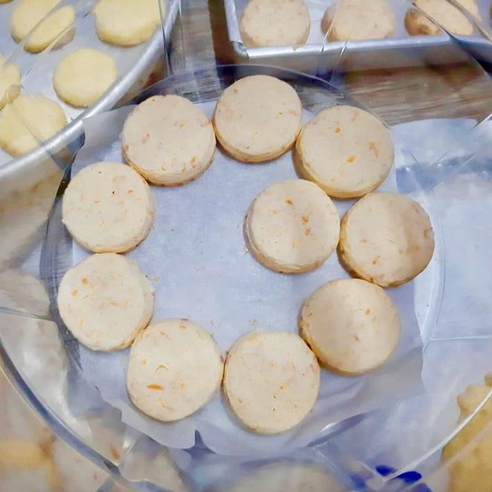 Kuih Bangkit Cheese Recipe
