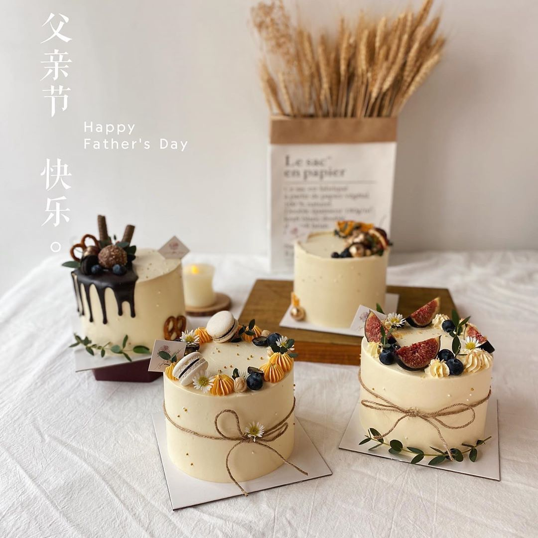 Father's Day Cakes In Penang With Delivery