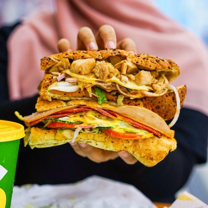 Subway RM20 deal