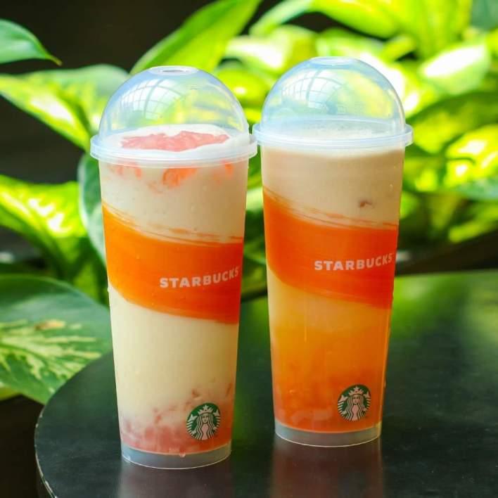 starbucks peach jelly