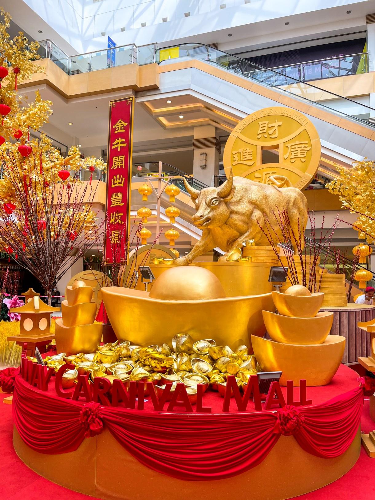 Sunway Carnival Mall CNY 2021