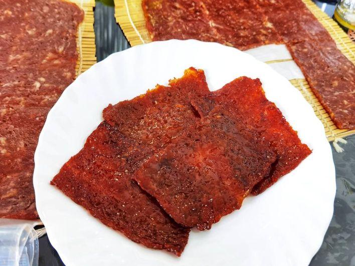 Bak Kwa Recipe
