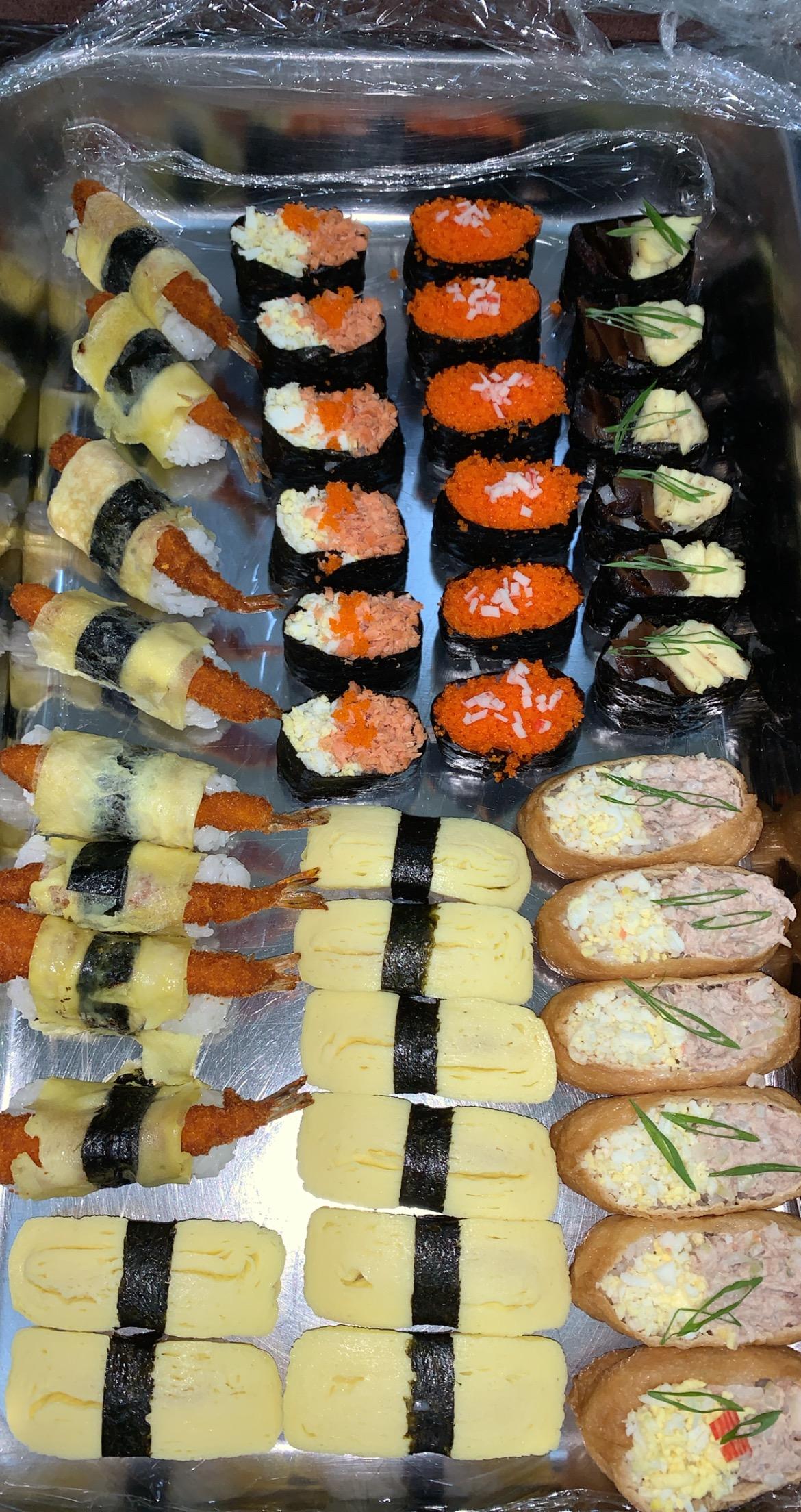 LiLi Chee Cheong Fan Sushi Balik Pulau