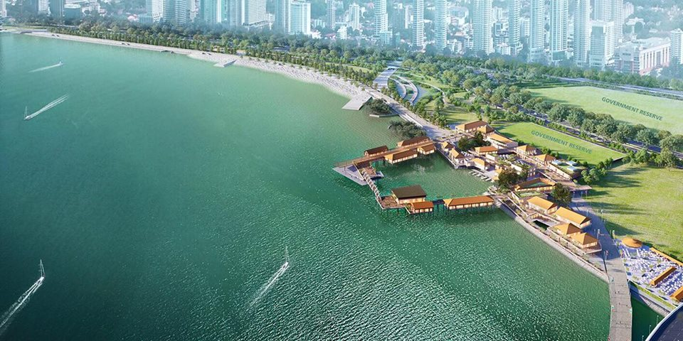 Gurney Wharf Phase One To Open To The Public In 2022