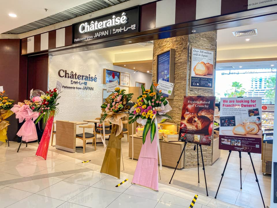 Chateraise Queensbay Mall
