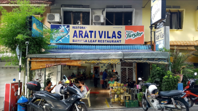 Arati Villa Food Bank