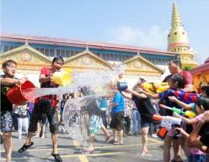 Songkran 2017 in Penang