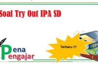 soal try out sd ipa 2019