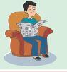 membaca koran soal tema 1 kelas 1 subtema 4