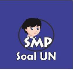 Soal UN SMP terbaru