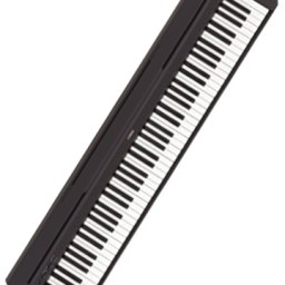 Yamaha P45B Digital Piano at Pencerdd music store