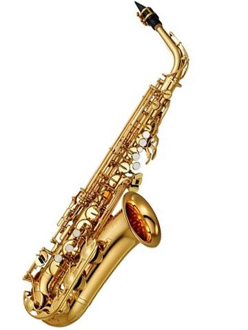 Yamaha YAS 280 Alto Saxophone at Penarth Music Centre