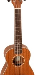 The Freshman FU1S Ukulele Soprano solid Mahogany. Harmonious on every strum, the FU1 is the perfect way to elevate your ukulele playing to the next level. Available at Pencerdd Music Store penarth